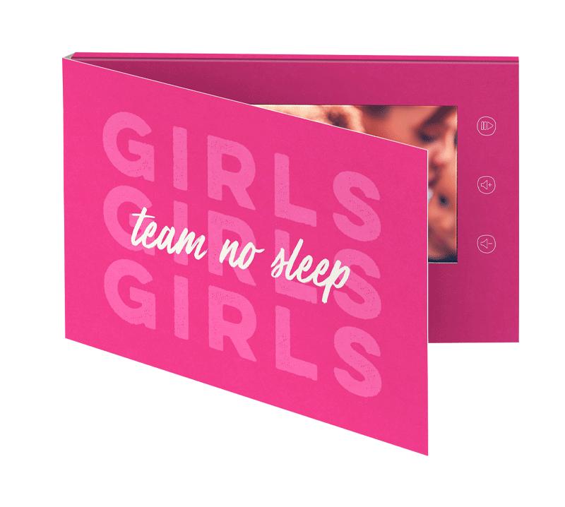 Vidley-kaart-meisje